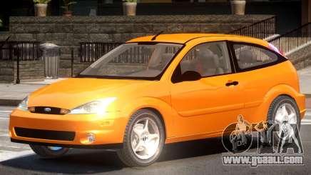 Ford Focus SVT V1.0 for GTA 4