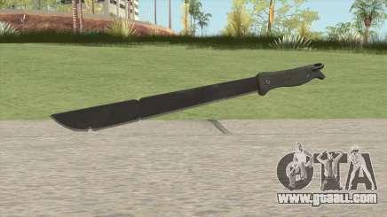 Machete (Fortnite) HQ for GTA San Andreas