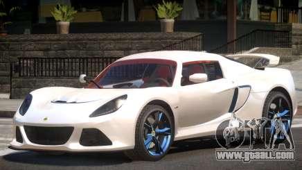 Lotus Exige Elite for GTA 4