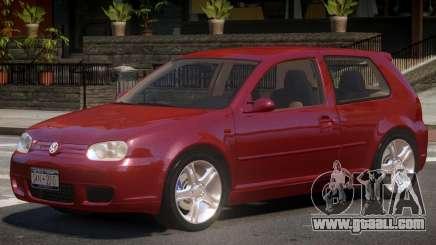 Volkswagen Golf 4 Y1 for GTA 4