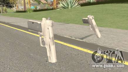 Bren Ten (Silver) for GTA San Andreas