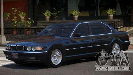 BMW 750iL E38 V1.0 for GTA 4
