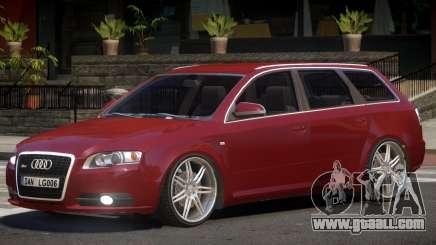 Audi A4 Avant V1.0 for GTA 4