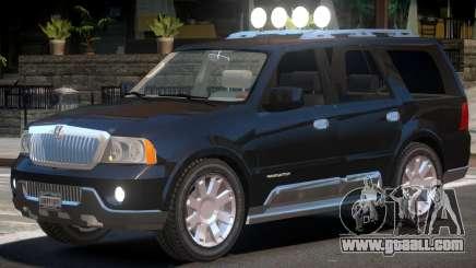 Lincoln Navigator V1 for GTA 4
