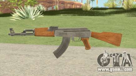 Assault Rifle GTA IV for GTA San Andreas
