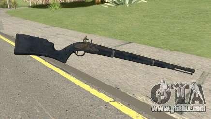 Edinburgh Musket (LSPD) GTA V for GTA San Andreas