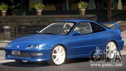 Acura Integra V1.0 for GTA 4