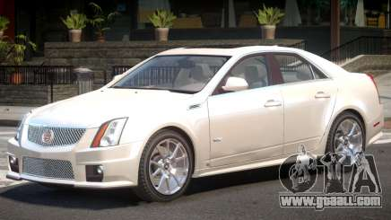 Cadillac CTS-V Y9 for GTA 4