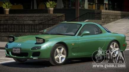 Mazda RX-7 Type Z for GTA 4