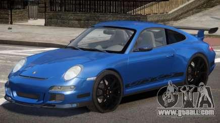 Porsche 997 Tuned for GTA 4