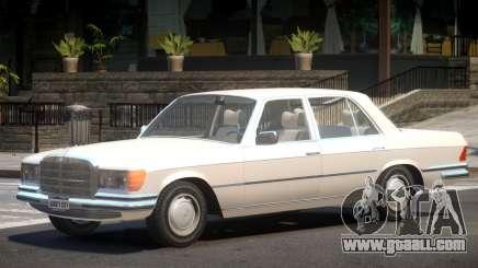 Mercedes Benz W116 for GTA 4