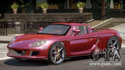Porsche Carrera GT-S for GTA 4
