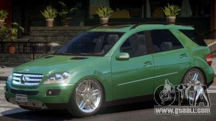 Mercedes ML63 ST for GTA 4