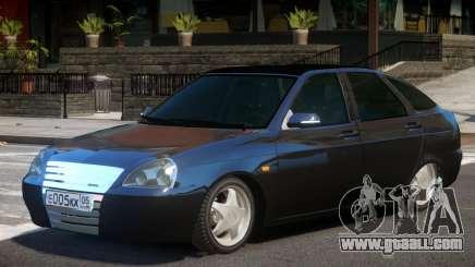 Lada Priora Tuning for GTA 4