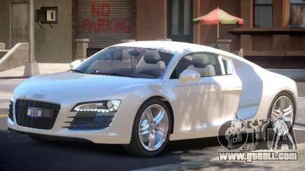 Audi R8 FSI V1 for GTA 4
