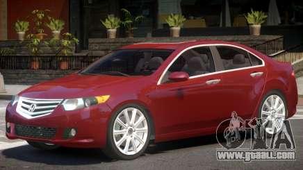 Honda Accord V1.0 for GTA 4