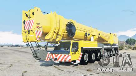 Liebherr LTM 1500-8.1 for GTA 5
