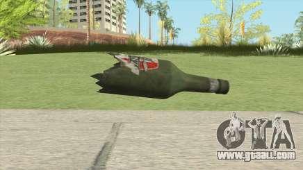 Broken Stronzo Bottle V1 GTA V for GTA San Andreas