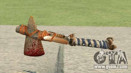 Stone Hatchet V2 GTA V for GTA San Andreas