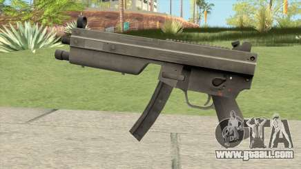 SMG GTA IV for GTA San Andreas
