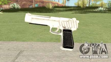 Pistol 50 GTA V for GTA San Andreas
