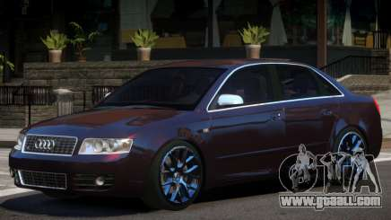 Audi S4 Y04 for GTA 4