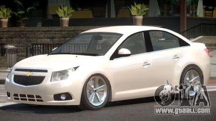Chevrolet Cruze V1.0 for GTA 4