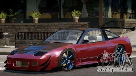 Nissan 240SX V1 for GTA 4