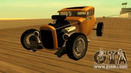 1928 Ford Model A Hot Rod for GTA San Andreas