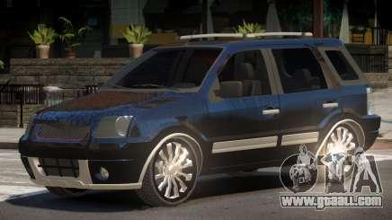 Ford EcoSport V1.0 for GTA 4