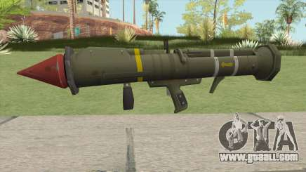 Guided Missile Launcher (Fortnite) for GTA San Andreas