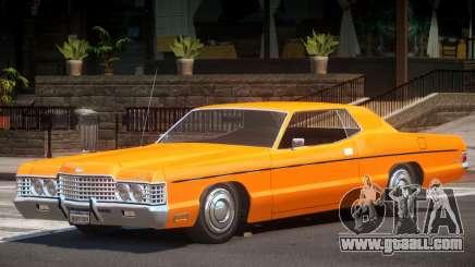 1972 Mercury Monterey for GTA 4