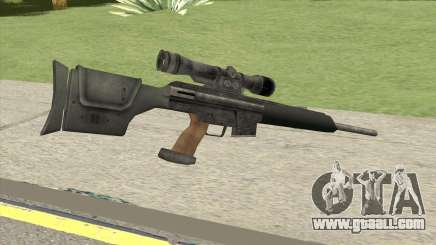 Combat Sniper GTA IV for GTA San Andreas
