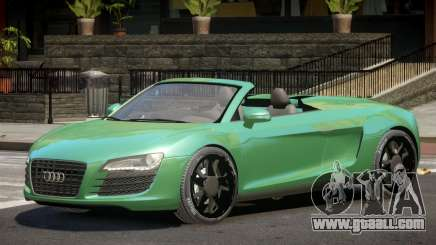 Audi R8 Sport V1 for GTA 4