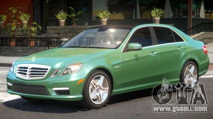 Mercedes E63 Y10 for GTA 4