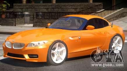 BMW Z4 Y11 for GTA 4
