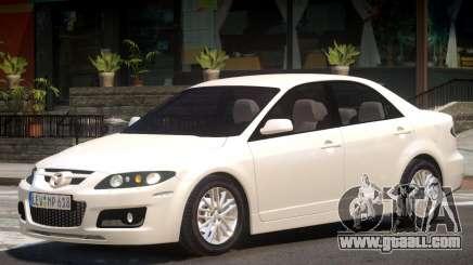 Mazda 6 V1.0 for GTA 4