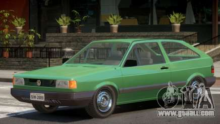 Volkswagen Gol V1.0 for GTA 4