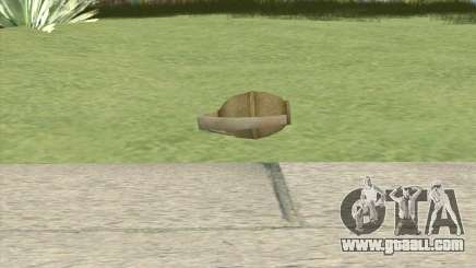 Grenade GTA IV for GTA San Andreas