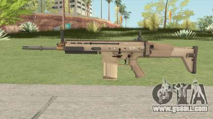 SCAR-H (Battlefield 4) for GTA San Andreas