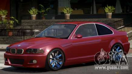 BMW M3 E46 RS for GTA 4