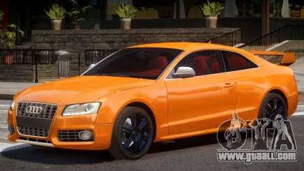 Audi S5 Tuned V1.2 for GTA 4