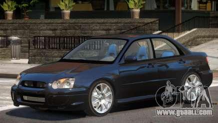 Subaru Impreza Old for GTA 4