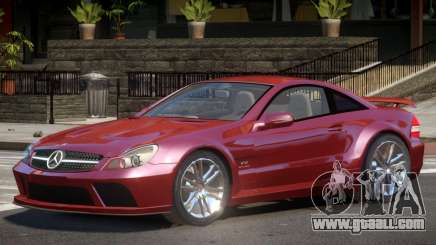 Mercedes-Benz SL65 AMG BS for GTA 4