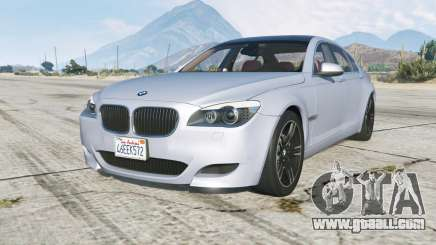 BMW 750Li (F02) 2009 for GTA 5
