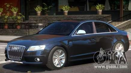 Audi S4 Y10 for GTA 4