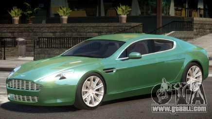 Aston Martin Rapide Y10 for GTA 4