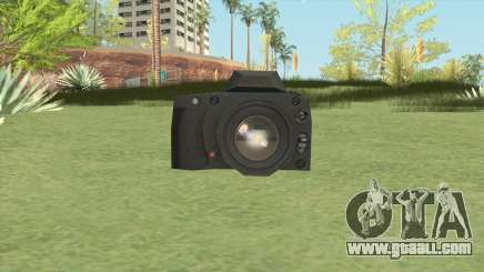 Camera GTA IV for GTA San Andreas