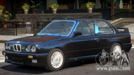 BMW M3 E30 V1.0 for GTA 4