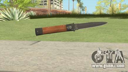 Edinburgh Switchblade (Bodyguard) V1 GTA V for GTA San Andreas